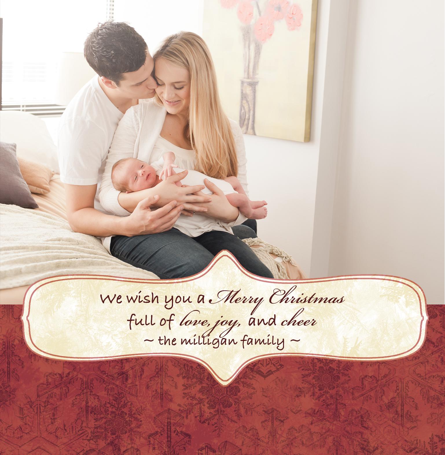 Tri Fold Birth Announcements Products – Tri Fold Birth Announcement